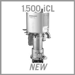Leybold COOLVAC 1500 iCL Cryopump - NEW