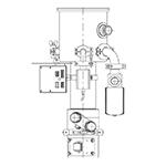 Leybold COOLVAC 800 BL/CL Cryopump - NEW