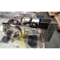"VAT 10846-XE28 10"" OD CF Vacuum Gate Valve"
