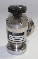 "MDC 996035 2.75"" Conflat Manual Vacuum Angle Valve"
