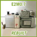 Edwards E2M0.7 Two Stage Vacuum Pump - REBUILT