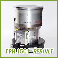 Pfeiffer Vacuum TPH 1501 Turbo Pump - REBUILT