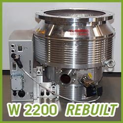 Leybold Vacuum TURBOVAC MAG W 2200 iP Turbo Pump - REBUILT
