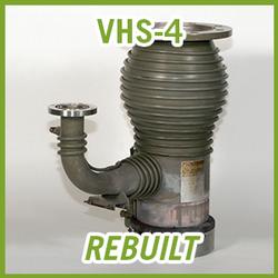 Agilent Varian VHS-4 Diffusion High Vacuum Pump - REBUILT