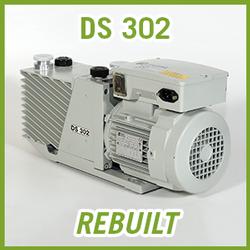 Agilent Varian DS 302 Vacuum Pump - REBUILT