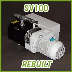 Leybold SOGEVAC SV100 Vacuum Pump - REBUILT