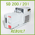 Agilent Varian SD 200 / 201 Vacuum Pump - REBUILT