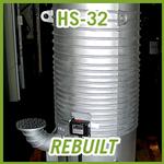 Agilent Varian HS-32 Diffusion High Vacuum Pump - REBUILT