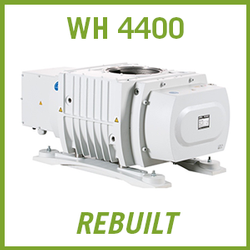 Leybold RUVAC WH 4400 Vacuum Blower - REBUILT