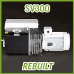 Leybold SOGEVAC SV300 Vacuum Pump - REBUILT