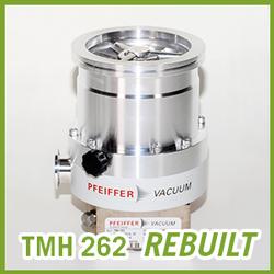 Pfeiffer Vacuum TMH 262 Turbo Pump - REBUILT
