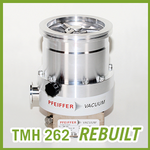 Pfeiffer Vacuum TMH 262 Turbo Pump - REBUILT