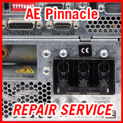 Advanced Energy AE Pinnacle PLUS+ DC - REPAIR SERVICE