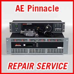 Advanced Energy AE Pinnacle PLUS+ DC Magnetron Power Supplies - REPAIR SERVICE