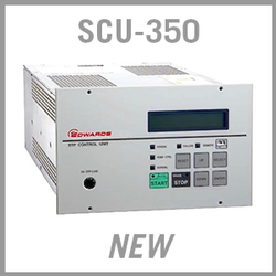 Edwards SCU-350 Turbo Vacuum Pump Control Unit - NEW
