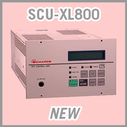Edwards SCU-XL800 Turbo Vacuum Pump Control Unit - NEW
