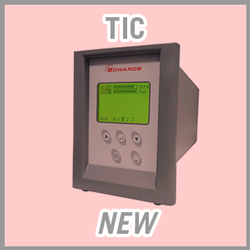 Edwards TIC Turbo Vacuum Pump Controller, 100/200W RS232 - NEW
