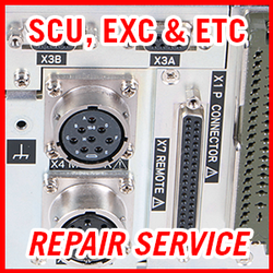Edwards Seiko Seiki SCU, EXC & ETC - REPAIR SERVICE