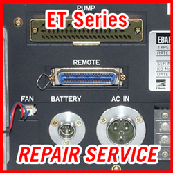 EBARA ET Series Turbo Vacuum Pump Controllers - REPAIR SERVICE