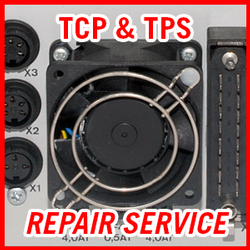 Pfeiffer Vacuum TCP & TPS Turbo Pump Controllers - REPAIR SERVICE