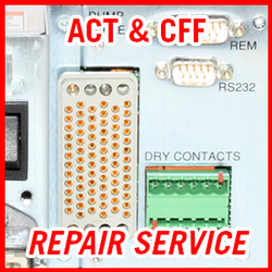 Pfeiffer Adixen Alcatel ACT & CFF Turbo Vacuum Pump Controllers - REPAIR SERVICE