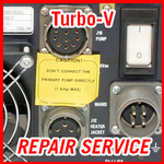 Agilent Varian Turbo-V Vacuum Pump Controllers - REPAIR SERVICE