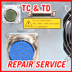Osaka TC & TD Turbo Vacuum Pump Controllers - REPAIR SERVICE