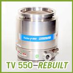 Agilent Varian TV 550 Turbo Vacuum Pump - REBUILT