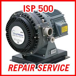 ANEST IWATA ISP 500 - REPAIR SERVICE