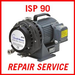 ANEST IWATA ISP 90 - REPAIR SERVICE