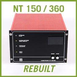 Leybold Vacuum TURBOTRONIK NT 150 / 360 Controller - REBUILT