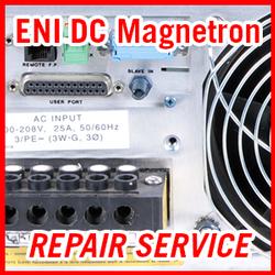 MKS ENI DC Magnetron - REPAIR SERVICE