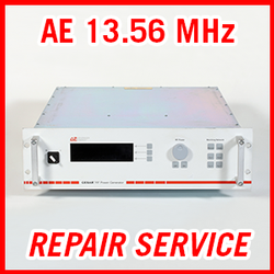 Advanced Energy AE 13.56 MHz RF Plasma Power Supplies - REPAIR SERVICE