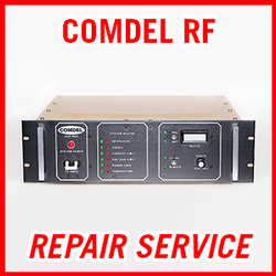 COMDEL RF Plasma Power Supplies - REPAIR SERVICE