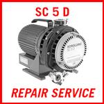 Leybold SC 5 D - REPAIR SERVICE