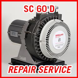 Leybold SC 60 D - REPAIR SERVICE