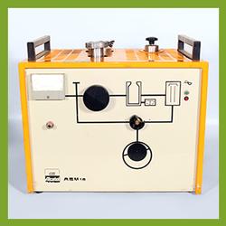 Alcatel ASM 10 Helium Leak Detector - REBUILT