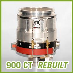 Leybold Vacuum TURBOVAC MAG 900 CT Turbo Pump - REBUILT