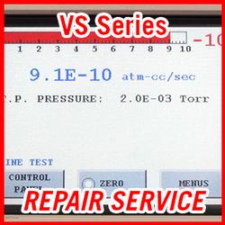 Agilent Varian VS Series Helium Leak Detectors - REPAIR SERVICE