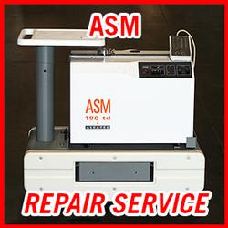 Pfeiffer Adixen Alcatel ASM Helium Leak Detectors - REPAIR SERVICE