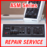 Pfeiffer Adixen Alcatel ASM Helium Leak Detectors - REPAIR SERVICE