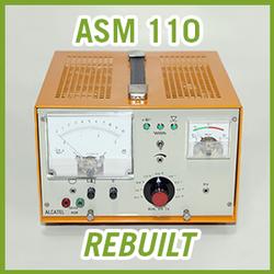 Alcatel ASM 110 Helium Leak Detector Control Module - REBUILT
