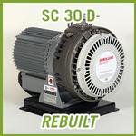 Leybold SCROLLVAC SC 30 D Dry Scroll Vacuum Pump - REBUILT