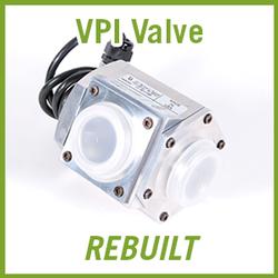 Agilent VPI401205060 Vacuum Pump Isolation (VPI) Valve - REBUILT