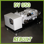 Leybold DRYVAC DV 650 C Dry Vacuum Pump - REBUILT