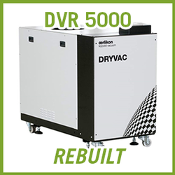 Leybold DRYVAC DVR 5000 C-I Dry Vacuum Pump - REBUILT