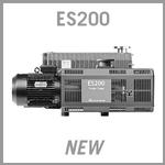 Edwards ES200 Rotary Vane Vacuum Pump - NEW