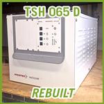 Pfeiffer Vacuum TSH 065 D Turbo Pumping Station w/ TCP 015 Gauge