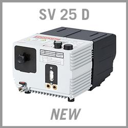 Leybold SOGEVAC SV 25 D Vacuum Pump - NEW