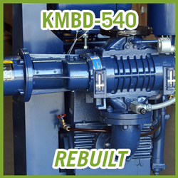 Tuthill Kinney KMBD-540 Vacuum Blower - REBUILT